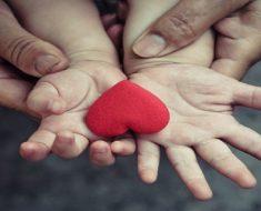Quando as crianças são amadas, elas aprendem a amar
