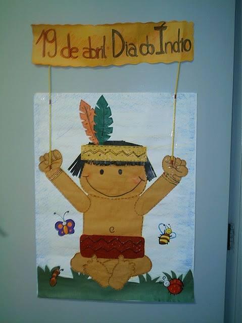 10 Ideias para o Dia do Índio