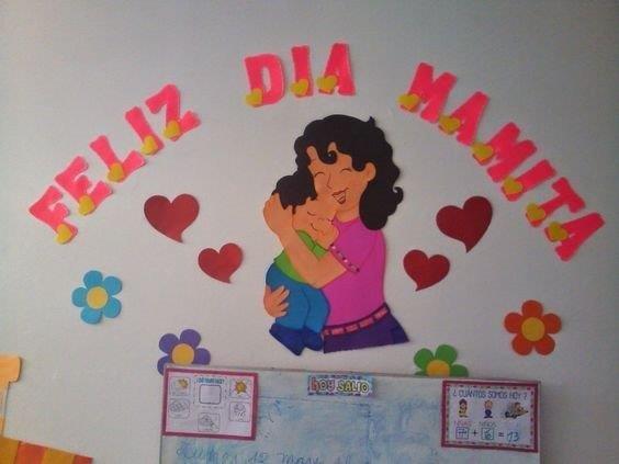 7 Painéis para o Dia das mães