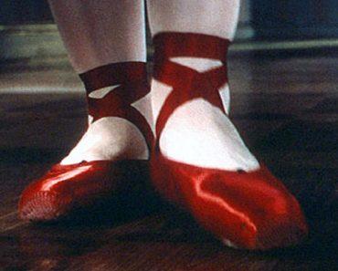 Os sapatos vermelhos