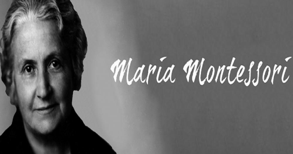 Método Montessori de Maria Montessori