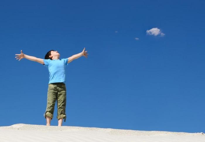 Como ensinar uma criança a ser grata