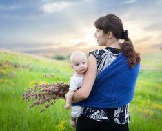 Dicas Montessori para famílias que acabaram de ter um bebê