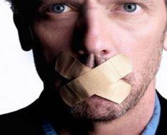 Ficar de boca fechada: Um dos Segredos da Vida