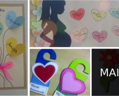 Ideias diversas para Semana do Dia das Mães