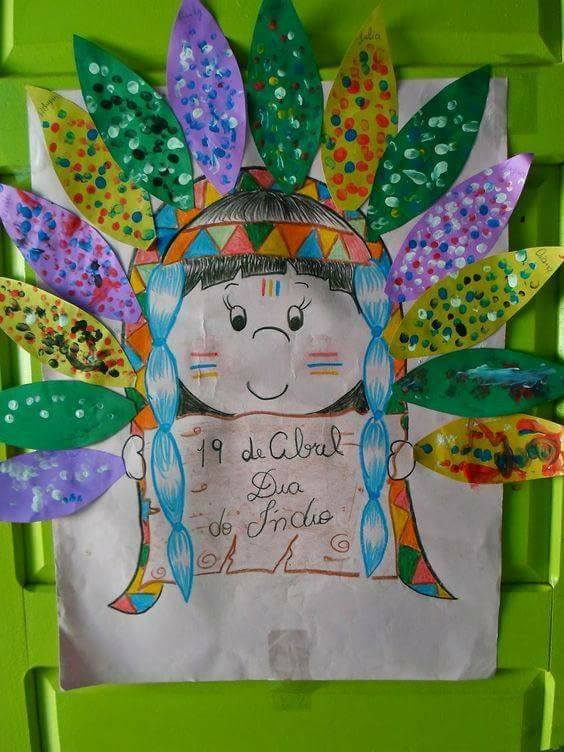 5 Ideias para o Dia do Índio na escola