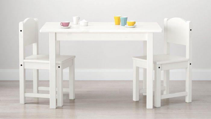 A mesa da paz