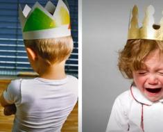 As consequências de deixar a criança ser o centro da família