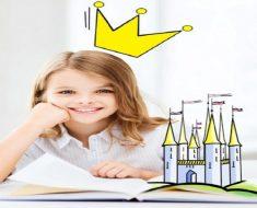 Cinco benefícios dos contos para crianças