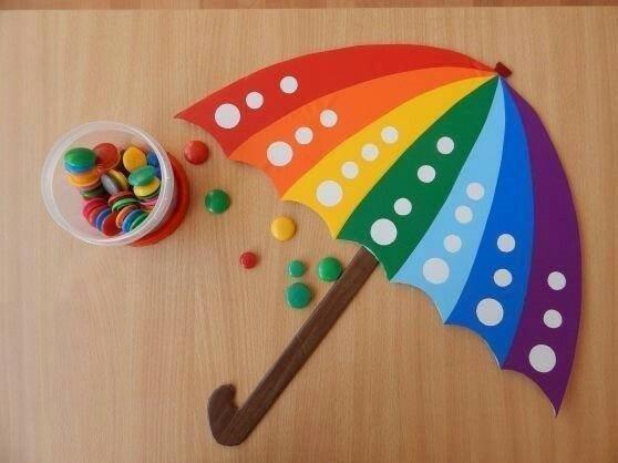 Ideias para trabalhar as cores de forma lúdica