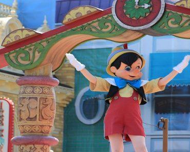 As aventuras de Pinóquio - História Infantil para crianças