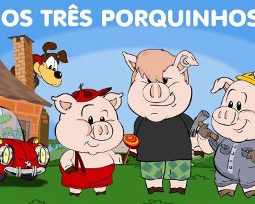Plano de Aula sobre os três porquinhos