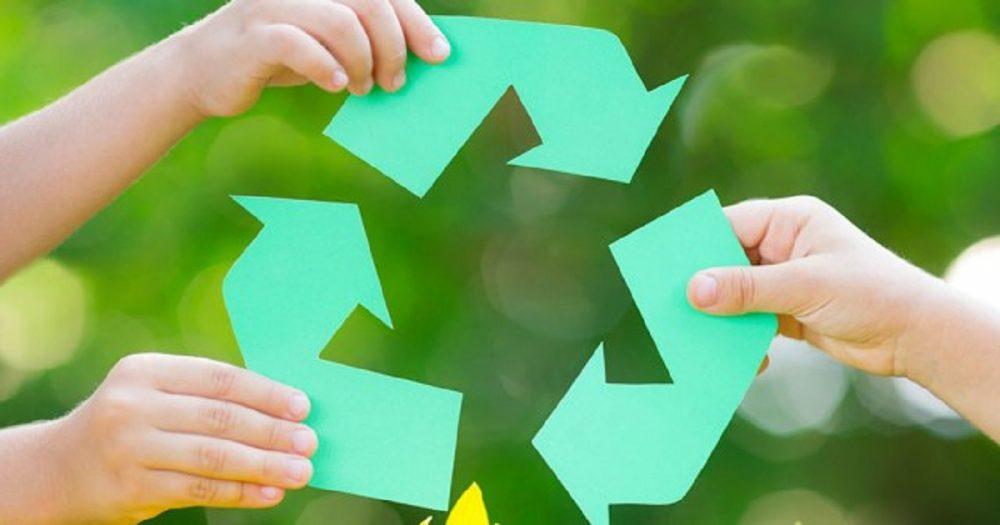 Projeto sobre a reciclagem do lixo