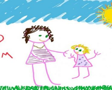 Seu filho expressa suas emoções através do desenho