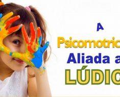 A Psicomotricidade infantil aliada ao lúdico