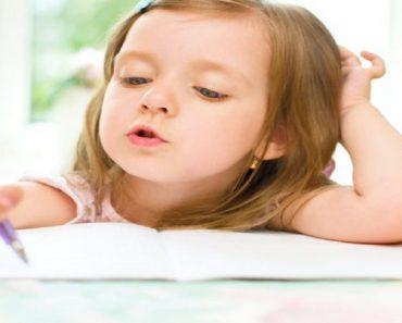 3 Benefícios do ditado criativo com espaços para crianças