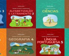 Cadernos de Atividades Pedagógicas do Programa Escola Ativa