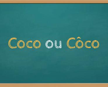 Coco ou côco