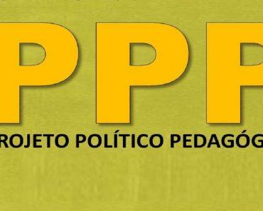 Como deve ser organizado o Projeto Político-Pedagógico (PPP)?