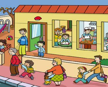 Número de crianças por turma na educação infantil