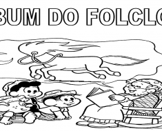 Álbum do Folclore