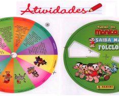 Atividade Roda do Folclore