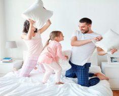 Ensine as crianças a desenvolver rotinas matinais