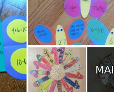 Jogos e atividades para ensinar matemática