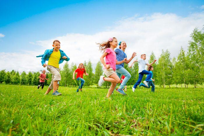Os benefícios do esporte para as crianças