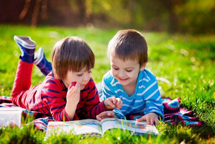 5 Dicas para motivar as crianças a ler