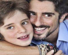 Marcos Mion emociona dançando em vídeo com seu filho autista