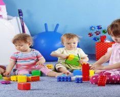 A Importância do Brinquedo na Primeira Infância