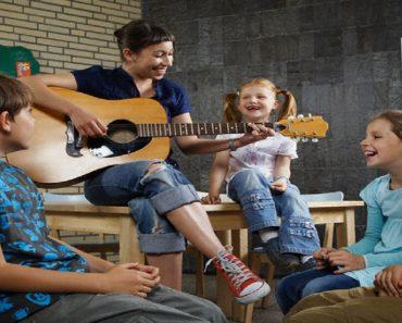 A influência que a música exerce sobre a criança