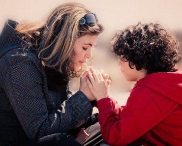 A oração de uma mãe arrebenta as portas do céu