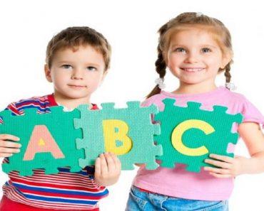 Apresentação do Alfabeto