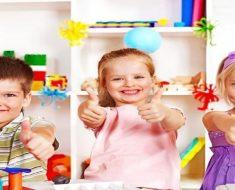 Aparecimento de Novos Tipos de Atividades na Primeira Infância