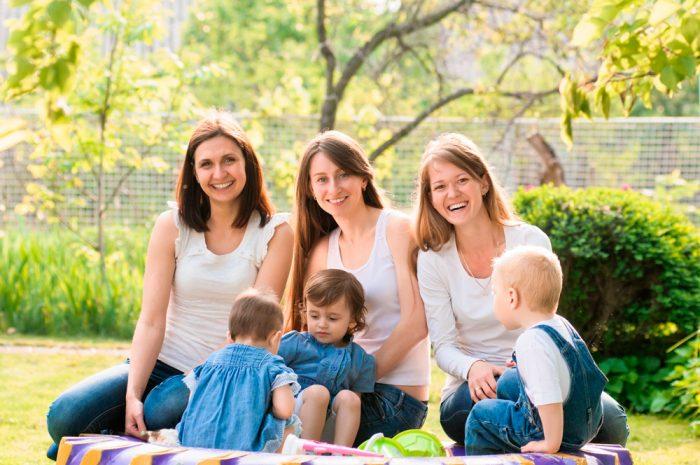 As mães são a maior tribo do mundo