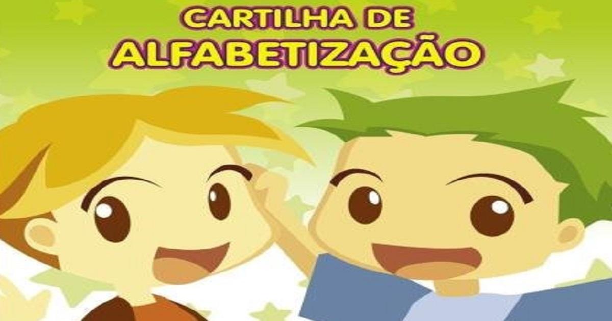 Cartilha De Alfabetizacao Em Pdf Para Download Gratuito