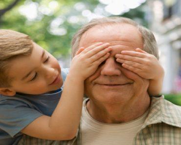 Por que as crianças precisam de seus avós