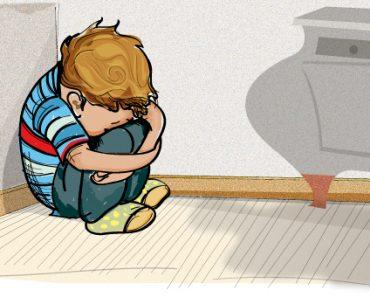 Como tratar os traumas de infância