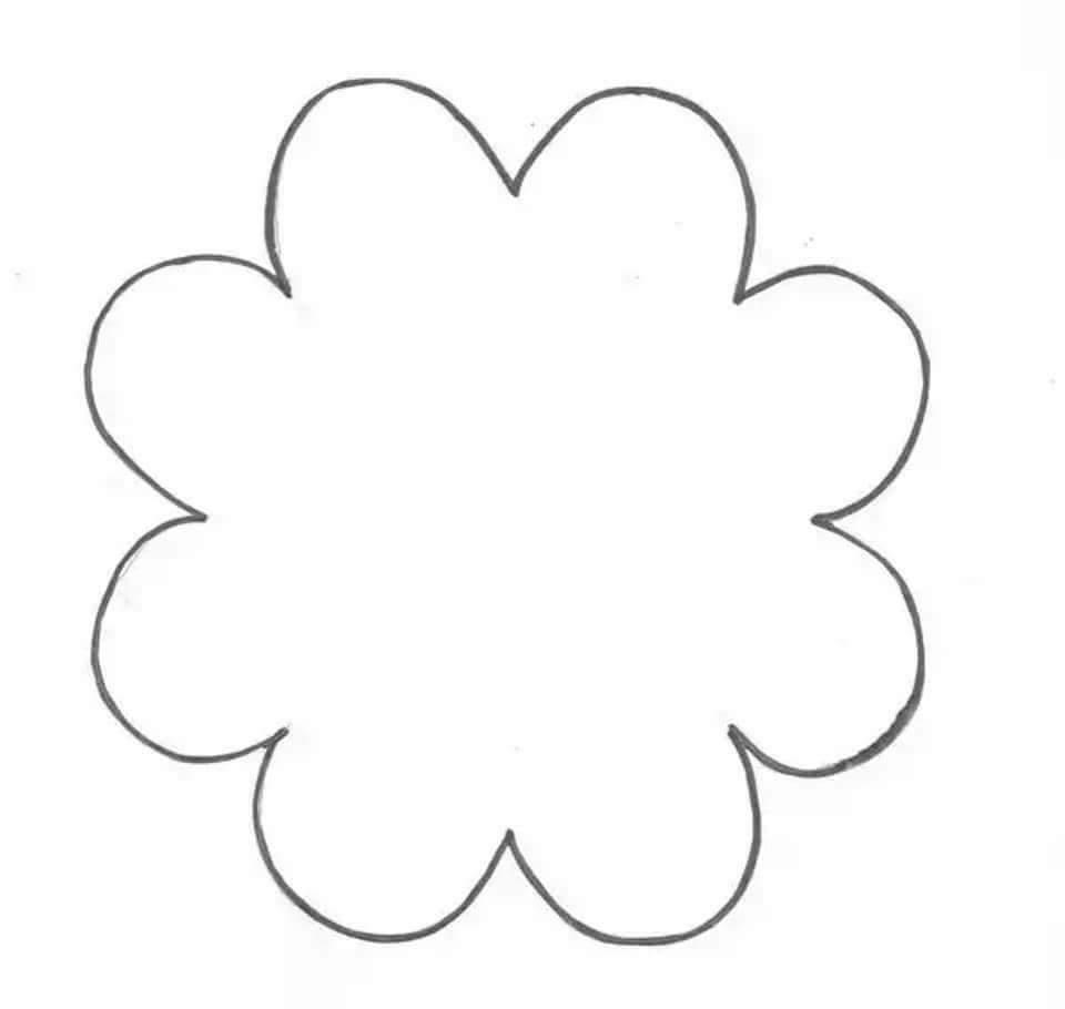Moldes Flores Para Imprimir Www Tollebild Com