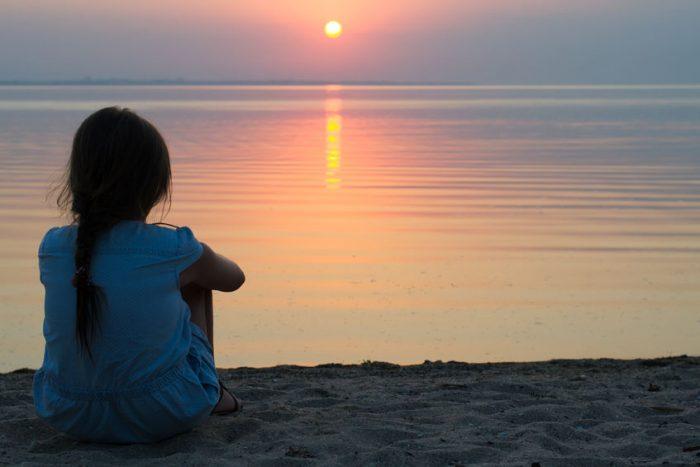 Se você não sabe o que dar a seus filhos: dê-lhes calma