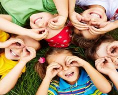 A infância é o tempo mais importante para o ser humano