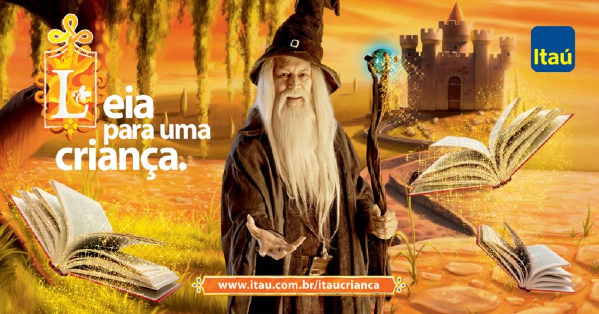 Banco Itaú oferece nova coleção de livros infantis grátis