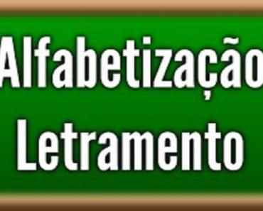 Alfabetização e Letramento