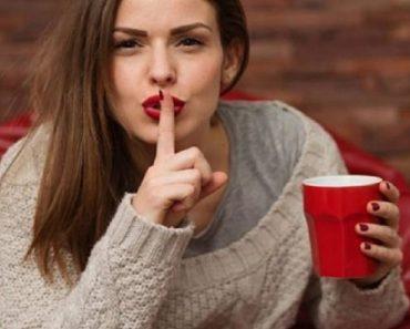 Ficar de boca fechada é um dos maiores segredos da paz de espirito