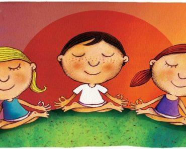 Jogos para relaxar e educar uma criança