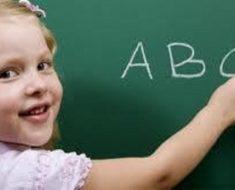O desenvolvimento da linguagem escrita