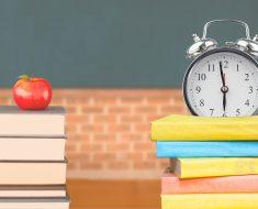 Tempo adequado no planejamento das atividades