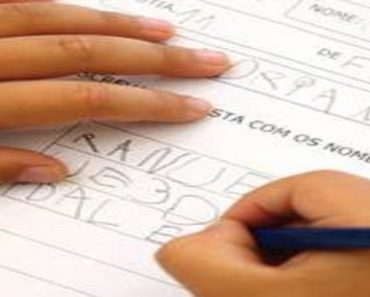 Atividades Educativas para Alfabetização